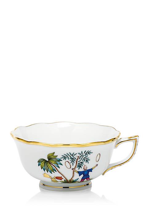 Demure Tea Cup - Motif #5