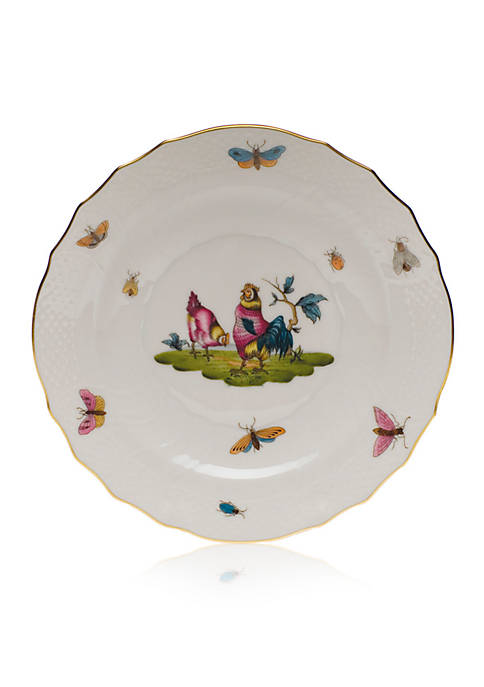 Herend Chanticleer Salad Plate