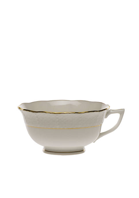Herend Golden Edge Tea Cup