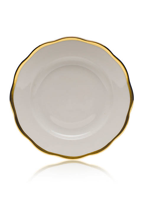 Herend Gwendolyn Salad Plate