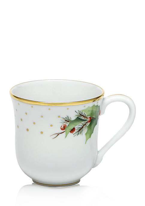 Herend Winter Shimmer Mug