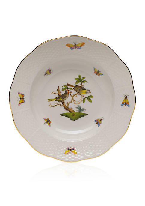 Herend Rim Soup Bowl Plate