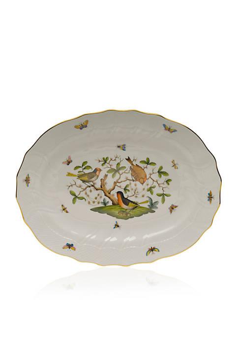 Herend Rothschild Bird Platter