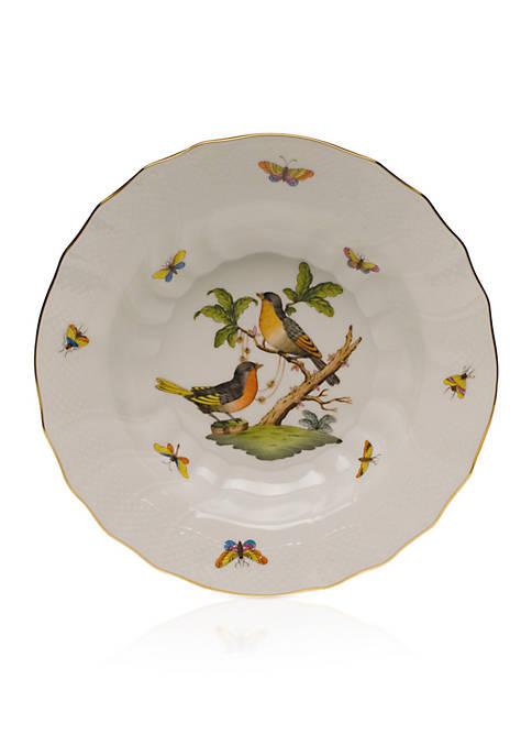 Rim Soup Bowl - Motif #8