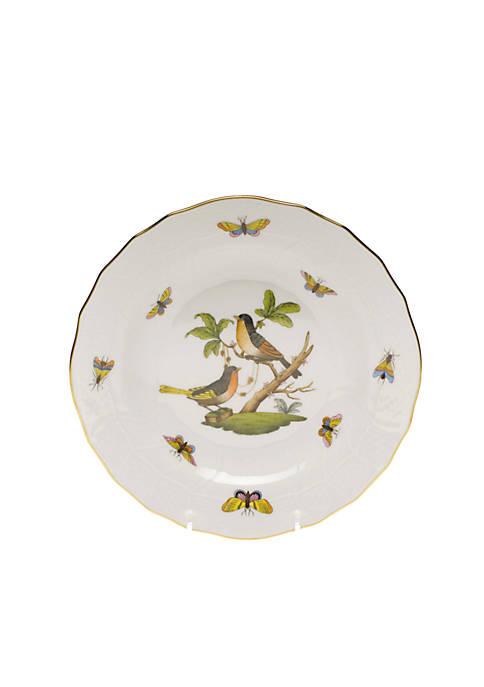 Herend Rothschild Bird Dessert Plate #8