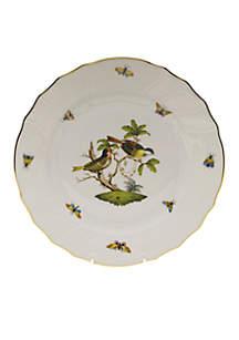 Rothschild Bird Dinner Plate #11