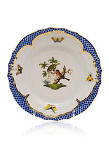 Herend Blue Border Bread & Butter Plate - Motif #10