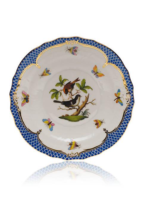 Herend Blue Border Salad Plate
