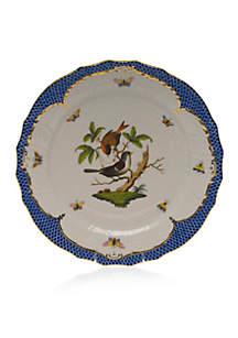 Service Plate - Motif #4