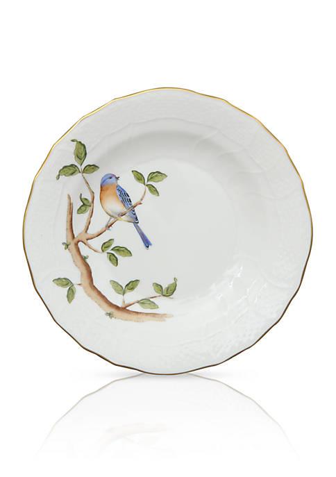 Dessert Plate - Bluebird