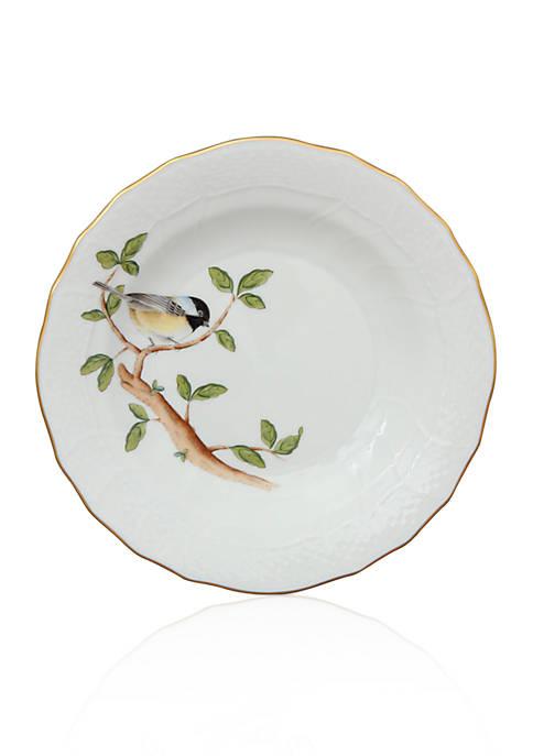 Dessert Plate - Chickadee