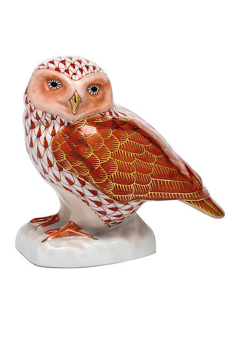 Burrowing Owl Figurine