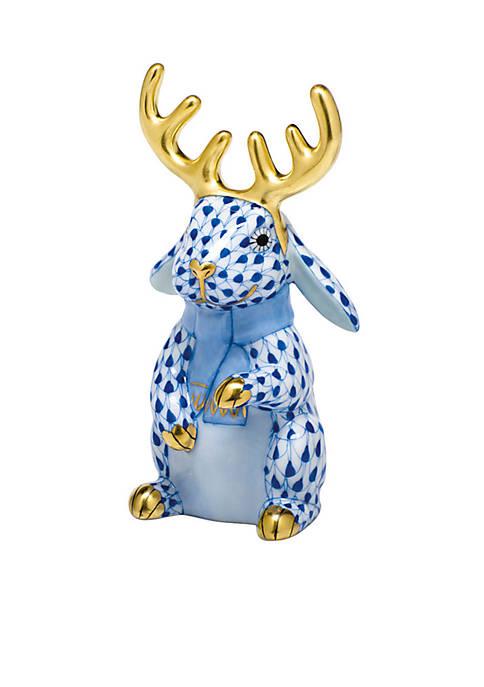 Reindeer Rabbit Figurine