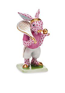 Tennis Bunny - Raspberry