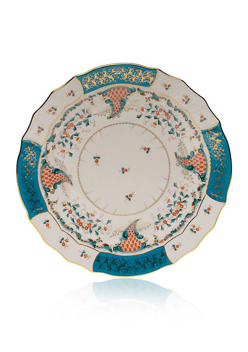 Herend Cornucopia Dinner Plate 10.5-in. D.