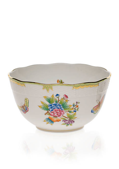 Herend 7.5-in. D Round Bowl