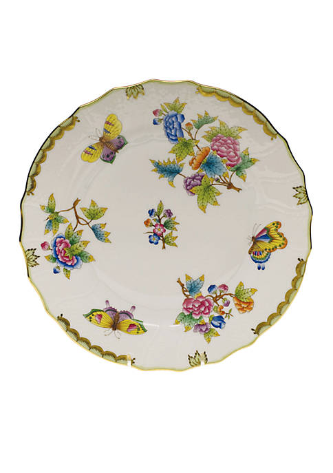Herend Queen Victoria Dinner Plate