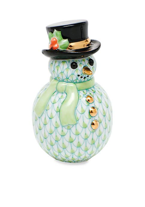 Herend Snowman