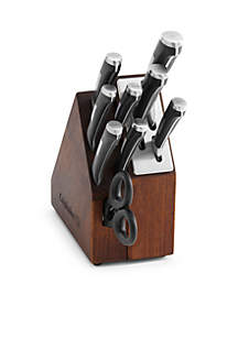 Precision Space-Saving Self-Sharpening 10-Piece Cutlery Set
