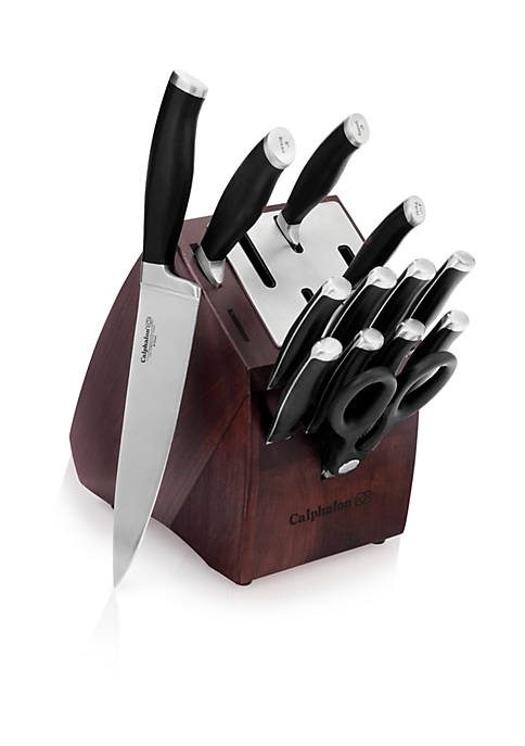 Calphalon® Contemporary SharpIN 14-Piece Cutlery Set