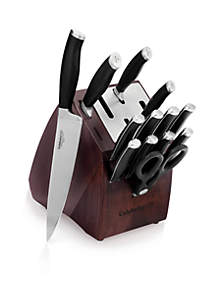 Contemporary SharpIN 14-Piece Cutlery Set
