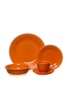 Fiesta® Tangerine Dinnerware and Accessories - Retired color