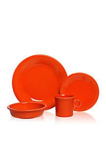 Fiesta® Poppy Dinnerware And Accessories Collection
