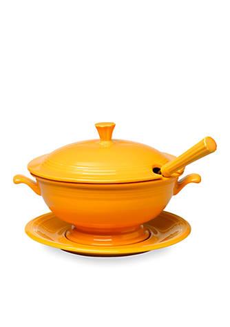 Fiesta® Marigold 75th Anniversary Soup Tureen   belk