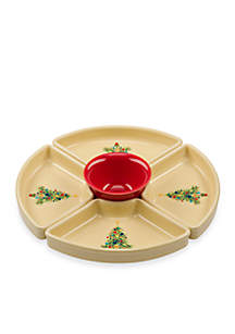 Christmas 5-Piece Entertaining Set
