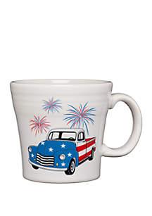 Fiesta® Americana Farm Truck Mug