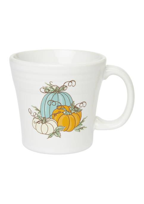 Fiesta® 15 Ounce Pumpkin Trio Tapered Mug
