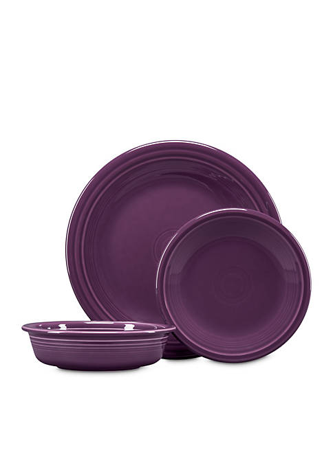 3-Piece Classic Place Setting