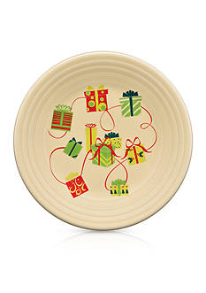 Fiesta® Holiday Gifts Luncheon Plate