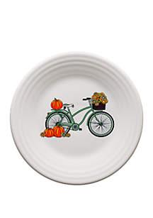 Fiesta® Harvest Exclusive Luncheon Plate