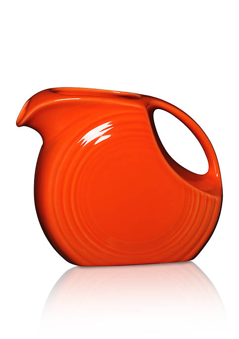 Fiesta® Large Disc Pitcher 67-oz.