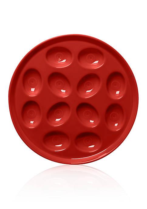 Fiesta® Egg Plate 11-in.