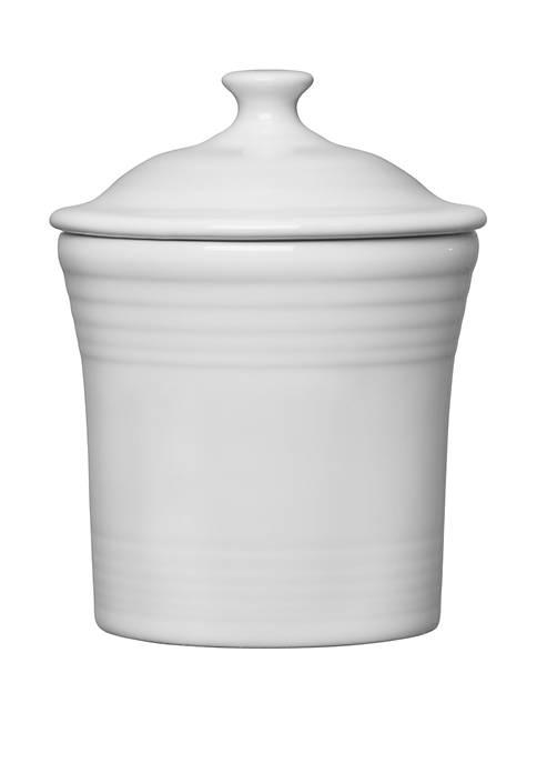 Fiesta® White Jam Jar