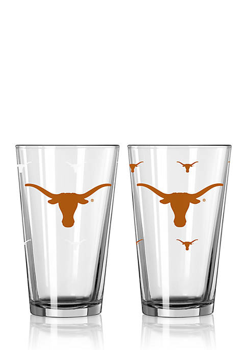 Boelter 16-oz. NCAA Texas Longhorns 2-pack Color Changing