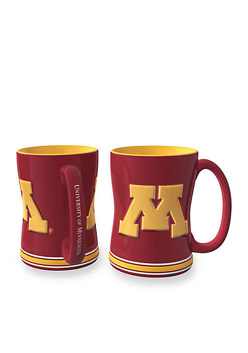 Boelter 14-oz. NCAA Minnesota Gophers 2-pack Relief Sculpted