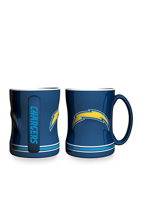 Boelter 14-oz. NFL San Diego Chargers 2-Pack Relief