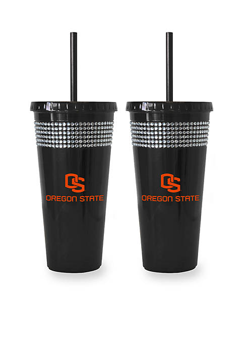 Boelter 22-oz. NCAA Oregon State Beavers 2-pack Bling