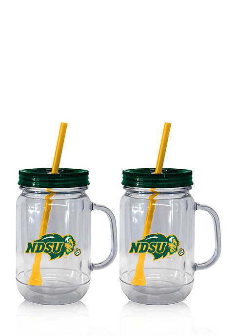 Boelter 20-oz. NCAA North Dakota State Bison 2-pack
