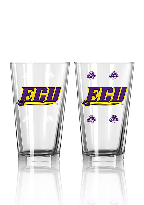 Boelter 16-oz. NCAA East Carolina 2-pack Color Change