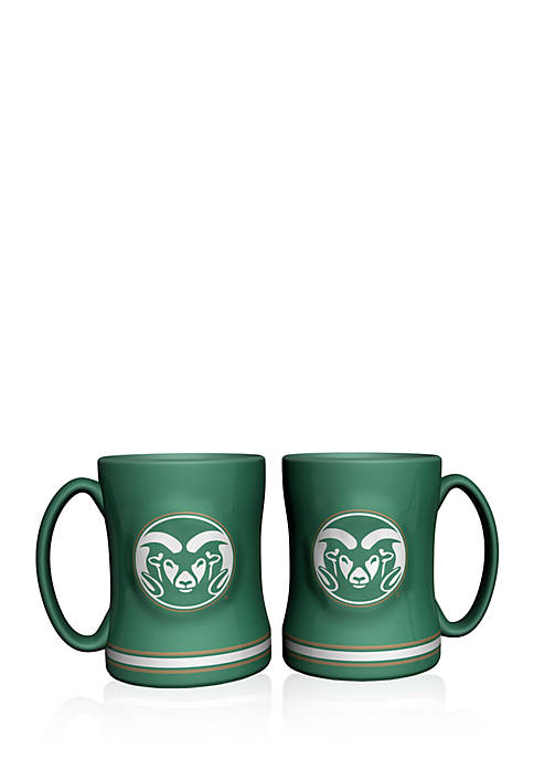 Boelter 14-oz. NCAA Colorado State Rams 2-pack Relief