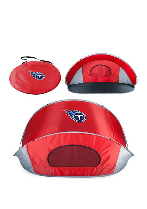 NFL Tennessee Titans Manta Portable Sun Shelter
