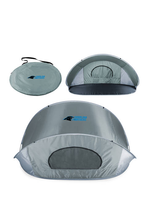 ONIVA NFL Carolina Panthers Manta Portable Sun Shelter