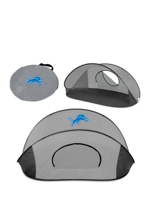 NFL Detroit Lions Manta Portable Sun Shelter