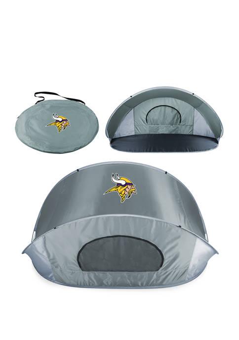 NFL Minnesota Vikings Manta Portable Sun Shelter