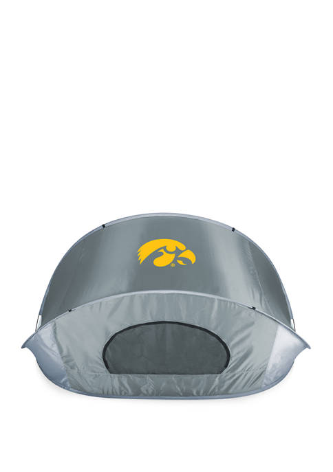 NCAA Iowa Hawkeyes Manta Portable Sun Shelter