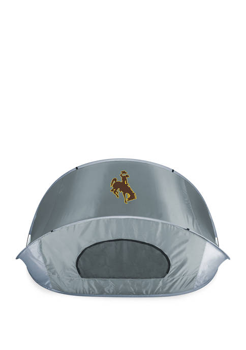 ONIVA NCAA Wyoming Cowboys Manta Portable Sun Shelter